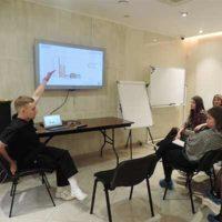 14.12 в «Школе Елены Байбариной» прошел семинар «Коррекция инволюционных изменений генитальной области у женщин»