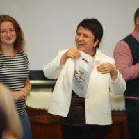 Центр Врачебной Косметологии на лекции Дианы Балашовой