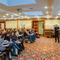 5 декабря в Санкт-Петербурге прошел семинар по ботулинотерапии от Елены Байбраиной