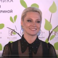 Елена Байбарина – интервью о программе YU-LIFE для телеканала Россия 24